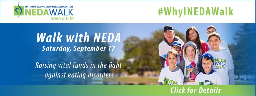 Walk with NEDA - Saturday September 17
